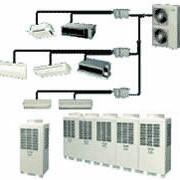 Промышленные системы вентиляции и кондиционирования фото