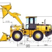 Фронтальный Погрузчик XCMG LW300F фото