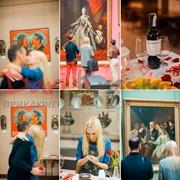 Романтическое свидание в Национальном художественном музее РБ фото