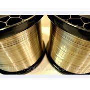 НХ 9,5 проволока 0,2мм, хромель фото