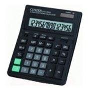 Калькулятор настольный 16р. CITIZEN SDC-664S фото
