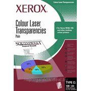 Пленка Xerox Universal Transparency rem. stripe 100л (003R98198) Финляндия фото