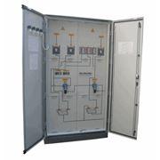 Вводно-распределительные устройства серии ВРУ с АВР-1 для приема распределения и учета электрической энергии фото