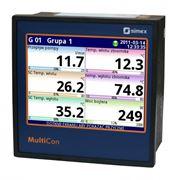 Многоканальный-контроллер-безбумажный регистратор CMC-141 (CMC-99) фото
