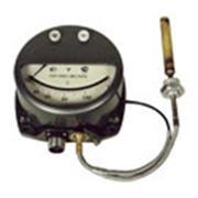 Термометр манометрический показывающий сигнализирующий конденсационный ТКП-160Сг фото