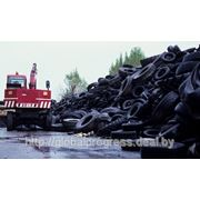 Выкупаем грузовые шины б/у R17.5, R19.5, R20, R22,5 фото
