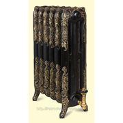 Дизайнерские чугунные радиаторы Retro Adarad Ottoman 582/220 фото