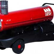 Дизельная тепловая пушка непрямого нагрева MTM-Heat EC 22 фото