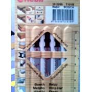 Пилка лобзиковая REBIR 2264, набор (5 шт). фото