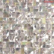 Мозаика из натуральных раковин фото