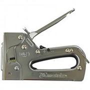 Gross Степлер мебельный, алюминиевый корпус, регулировка удара, тип скобы: 13, 53, 300, 6-16 мм Gross фото