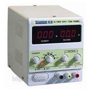Блок питания цифровой TXN-1502D (0...15V, 0...2A) фото