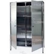 Шкаф кухонный с распашными дверцами ШКР-1200 1200х600х1750 мм фото