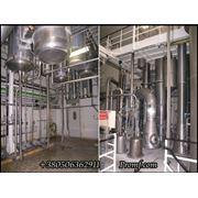 Вакуум-выпарная установка 12000 кг/час 4-х секционная Вакуум-выпарные пищевые установки фото