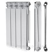 Радиаторы биметаллические Breeze, батареи отопления, центральное отопление, автономное отопление. фото