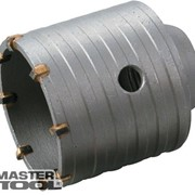 Сверло корончатое для бетона 40 мм 5 зубцов GRANITE Mastertool 2-08-040 фото