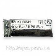 Бумага для видеопринтера УЗИ MITSUBISHI K61B фото