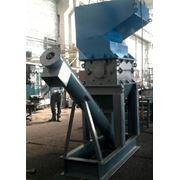 Измельчитель пластмассы роторный (ИПР) 350/500 450/1000 | Измельчитель полимерных материалов фото