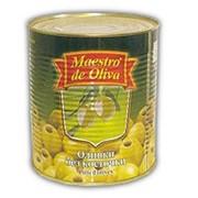 Оливки Maestro de Olive без косточки фото