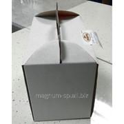 Тортовая упаковка 242*145*175 фото