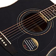 Акустическая гитара, Cort AD880-BK Standard Series фото