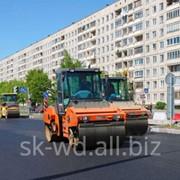 Ремонт дорог, Сергиевский фото