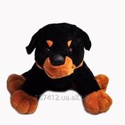 Мягкая игрушка Пес Бруно фото