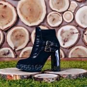 Ботинки на высоком каблуке код Беркб1 фото