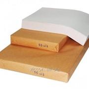 Писчая бумага офсетная белая 55 г/м2 BG1-55/11145 фото