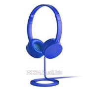 Наушники проводные Energy Sistem HeadPhones Colors Blueberry (ultralight and tangle-free flat cable) фото