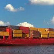 Морская перевозка грузов фото
