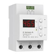 Терморегулятор terneo rk для электрических котлов фото