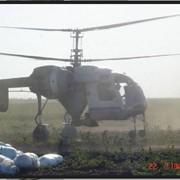 Авирассев ранневесенний сыпучих минеральных удобрений по таломерзлому грунту (норма внесения удобрений составляет от 50 до 400 кг/га) Услуги авиации в сельском хозяйстве, Украина, ЗАПОРОЖЬЕ Авиакомпания Агроавиа, ООО. фото