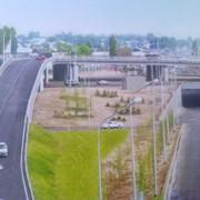 Строительство автомобильных и железных дорог фото