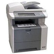 МФУ лазерное HP LaserJet M3027x фото