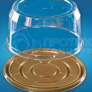 Упаковка для торта ПР-Т 223 GOLD фото