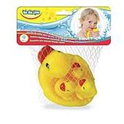 ToysLab (Bebelino) Игрушка для ванной BeBeLino Утиная семья (57061) фото