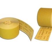 SUNMIGHT Наждачная бумага «сухая» Sunmight Gold, рулон 50м, P400 фото