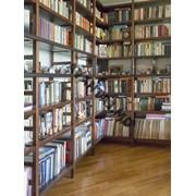 Мебель для кабинетов, библиотек, арт. 4 фото
