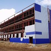 Производство быстровозводимых зданий (БВЗ) фото