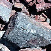 Продам железосодержащую руду кусковую фото