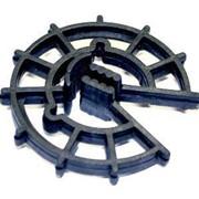 Фиксатор для арматуры Звездочка ФЗ, слой бетона 25 мм, для арматуры 5-16 мм (500 шт) фото