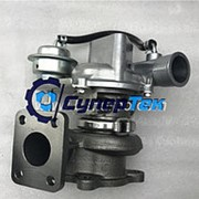Турбокомпрессор (турбина) KUBOTA V2003-T CK41 p\n VB410140, 1J700-17010, 1J70017010 фото