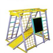 Фантазия - детский игровой спорткомплекс (фиолет) фото