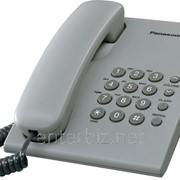Проводной телефон Panasonic KX-TS2350UAS Silver DDP, код 64589 фото