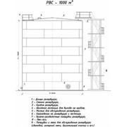 Резервуар вертикальный стальной РВС-1000 м3 фото