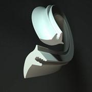 Вставка маскировочная для натяжных потолков фото
