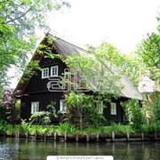 Разработка архитектурного проекта деревянного коттеджа. фото