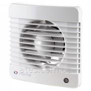 Бытовой вентилятор d100 Вентс 100 М хром фото