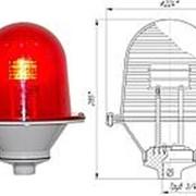 Заградительный огонь низкой интенсивности ЗОМ-80LED>32cd, тип Б фото